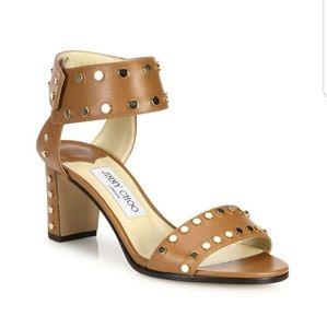 Jimmy Choo Veto 65 Block Heel Sandal